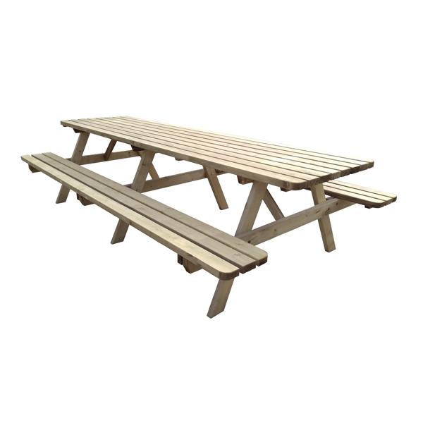 table pique-nique xxl 300 cm